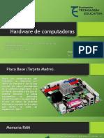 Hardware de Computadoras (1)