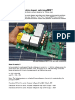 Medi MPPT Solar Charger
