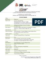 PEN MSU IIT Workshop Program 2017