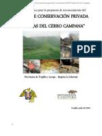 Expediente Final de La Propuesta Acp Lomas Del Cerro Campana (1) (1)