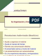 Presentaci+¦nes