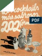 Los Cock-Tails Mas Sabrosos 202 Formulas (1930)