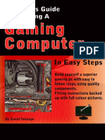A Gamers Guide to Building a Gaming Computer - David Talmage