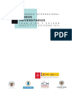 LibroActasCongInternMuseosUnivers 2014 España