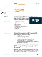Aruba Instant Competitive Flash