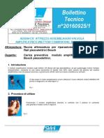 AE0284-CR Istruzioni ITA