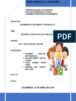Desarrollo Intelectual Del Preescolar. 1 (1)