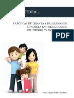 practicas de crianza y problemas de conducta
