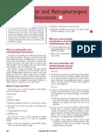 PeritonsillarRetroAbscesses[1]
