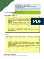 Planificacion Criterios Tecnicos en El Diseno de Un Mdc