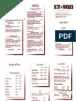 menu june 2017