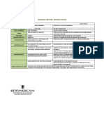 Formato Reading Report