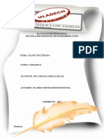 Plano Inclinado-Informe Completar