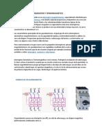 automatizacion diferencia entre guarda motor y termomagnetico