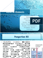 Reverse Osmosis Ppt