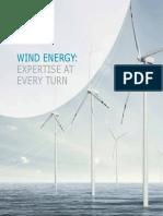 RHDHV Brochure Wind Energy