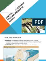 Central Hidroeléctrica Santiago Antúnez de Mayolo