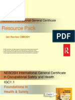 Sample International General Certificate ICG1 1 Foundations