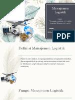 Manajemen Logistik Kf