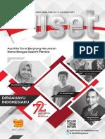 BUSET Vol.13-146. AUGUST 2017