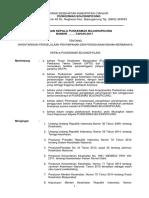 8.5.2.1 No. 168 Sk Inventarisasi Pengelolaan Penyimpanan Dan Penggunaan Bahan Berbahaya