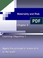 Slide Material n Risk Audit