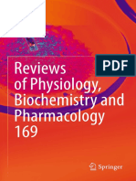 Reviews of Physiology- Biochemistry and Pharmacology Vol. 169