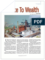 Waste to Wealth Article