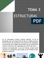 1ESO - Presentación - Estructuras