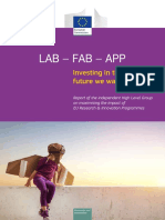 Lab Fab App 2017 Report