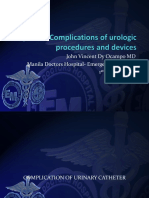 Chapter 95 Complications of urologic procedures and devices.pptx