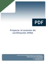 Preparar Examen Certificacion IPMA