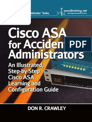 Cisco ASA for Accidental Administrators - Step-By-Step Lab
