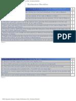 OSHA Ergonomic Solutions Computer Workstations eTool - Evaluation Checklist