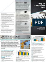 Why Do Contractors Fail in Project