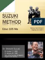 Suzuki Report