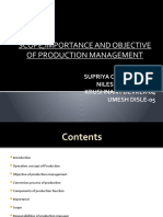Ppt of Production MngFINAL