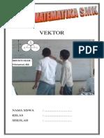 Bab 6 Vektor
