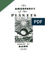 John Monte Snyder - Metamorphosis of the Planets