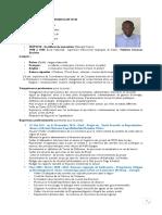 CV LM  Coordinateur Programmes HF - Mali M. Sow.docx