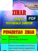 A4 Nota Zihar