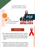 Asuhan Keperawatan Anak Dengan Hiv Aids