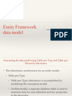 Entity Framework Data Model