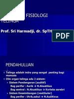 anatomi fisiologi telinga