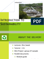 01 Intro to Sustainability