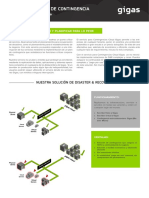Disaster Recovery 2015 ESP