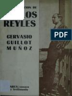 La Conversacion de Carlos Reyles