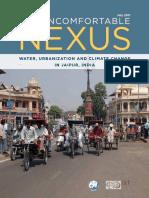 Wate Urbanization Climatechange