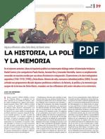 La Historia La Politic Ayla Memoria