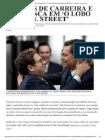 7 Lições de Carreira e Liderança Em 'O Lobo de Wall Street' _ Época NEGÓCIOS - Notícias Em Carreira